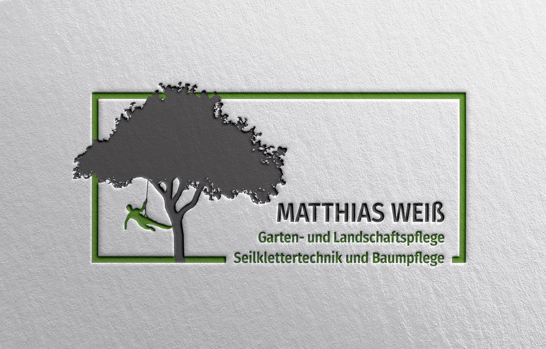 Logodesign Matthias Weiß
