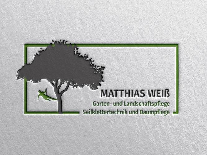 Neu designtes Logo für Matthias Weiß
